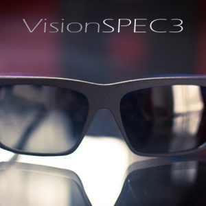 VisionSPEC3 Frames-Fabricated Order