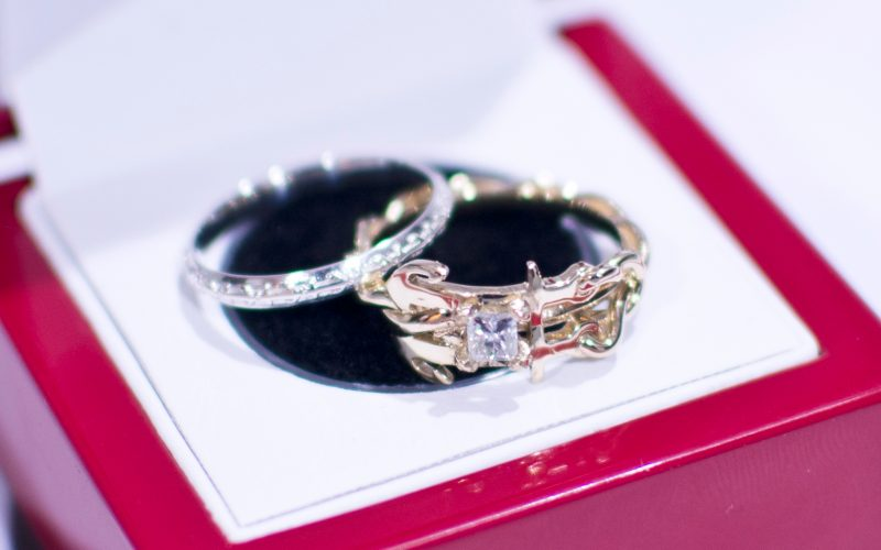 Wedding Ring Set_Be my Anchor_6